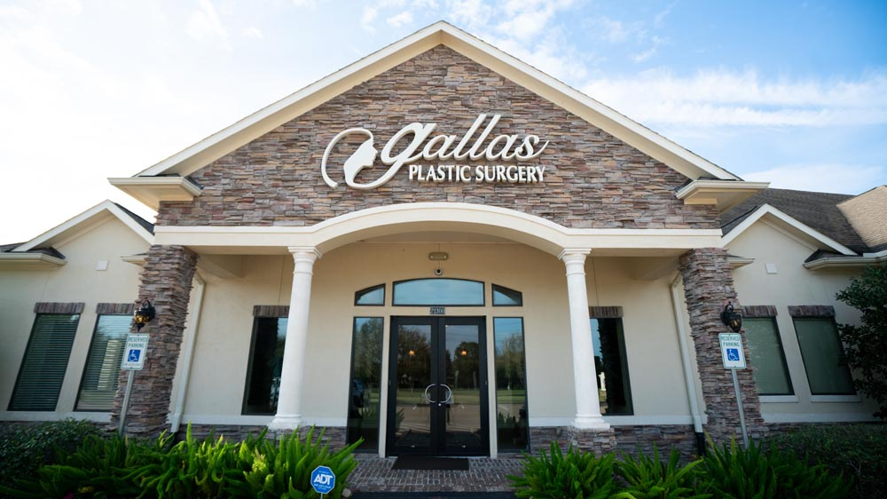 Gallas Plastic Surgery Exterior